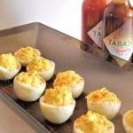Holiday Party Recipes: Devilish Deviled Eggs