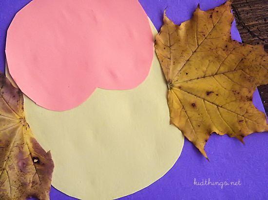 Fall Leaf Owl Craft #TreatYourFamily #ad