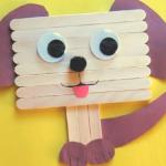Puppy Dog Craft