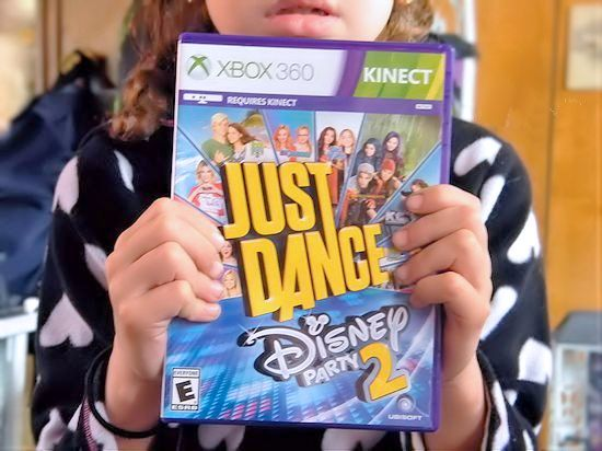 Get Up and Dance with Just Dance: Disney Party 2 #JustDanceDisneyParty2 #ad