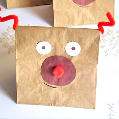 Reindeer Food Sacks