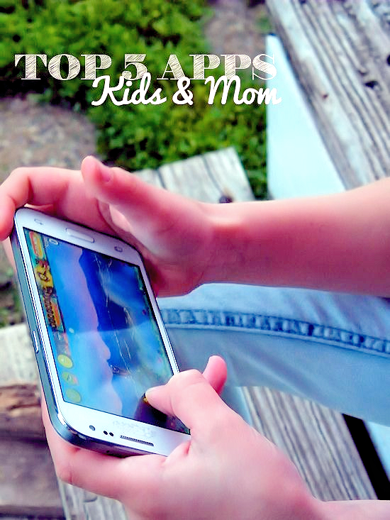 Top 5 Totally Free Apps for Kids & Mom to beat the Summer Boredom Blahs #amznunderground (ad)