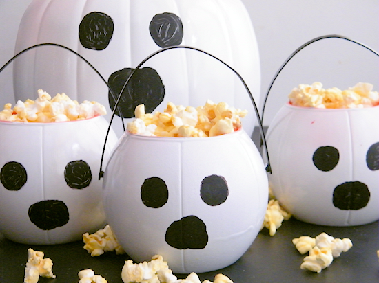 Who You Gonna Call?! DIY Ghost Treat Buckets #CatchMoreData #Ghostbusters (ad)