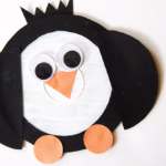 Recycled CD Penguins
