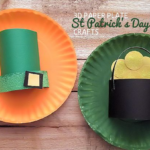 3D Paper Plate St. Patrick's Day Crafts
