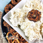 Coconut Cream Dip