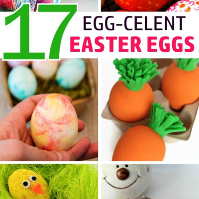 17 Egg-celent DIY Easter Eggs