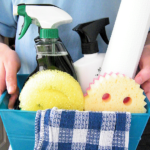 5 Tips for Easier Spring Cleaning