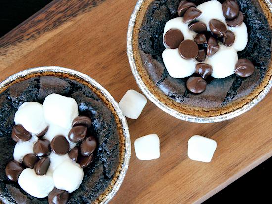 Mini S'mores Pies Easy Recipe
