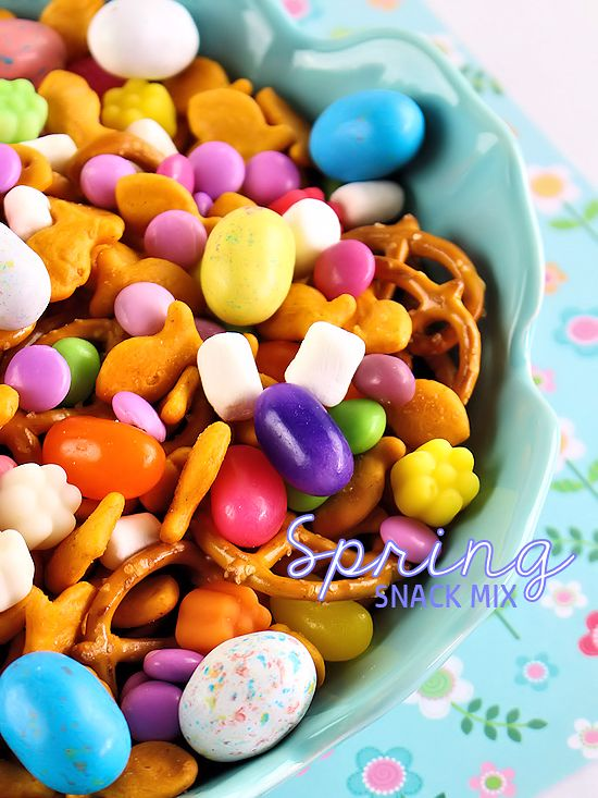 Spring Snack Mix Trail Mix