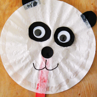 Skip Takeout with Ling Ling Fried Rice & Panda Craft