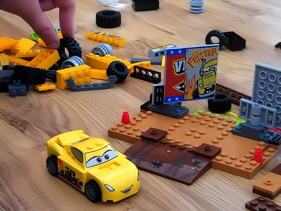The Ultimate Pit Stop for Disney•Pixar's Cars 3 on Amazon #UltimatePitStop (ad)