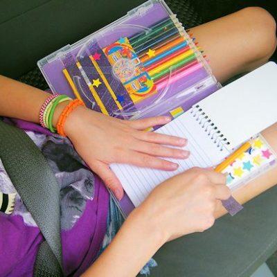 Kids DIY Travel Art Case