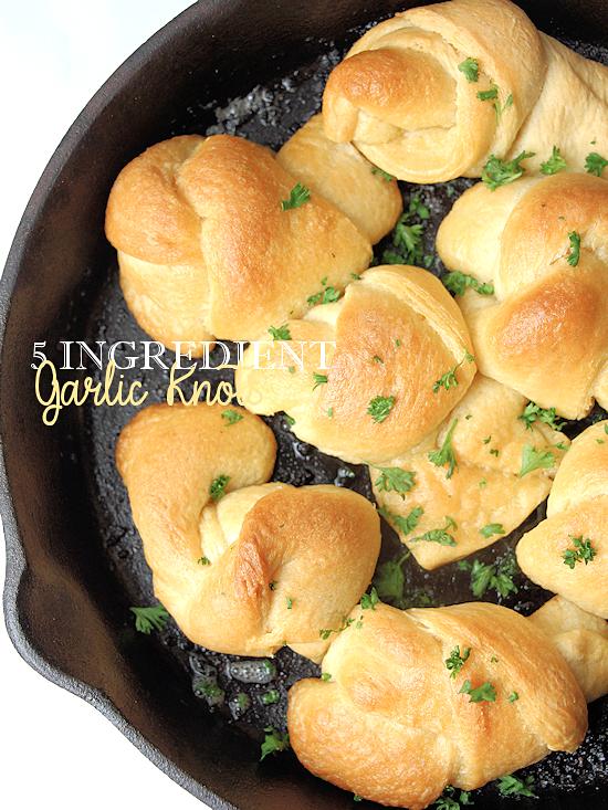 Garlic Knots Recipe