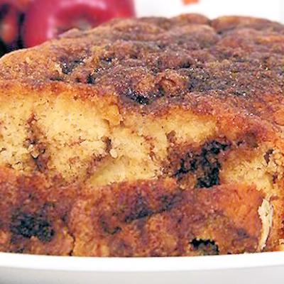 Dairy-Free Apple Pie Bread