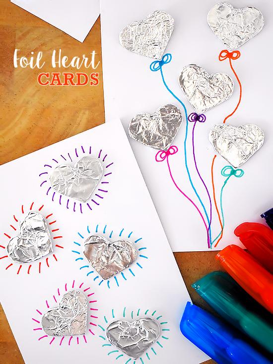 Shiny Hearts Silver Mic Craft