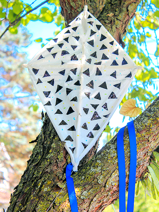 How To Make A Kite Our Kid Things