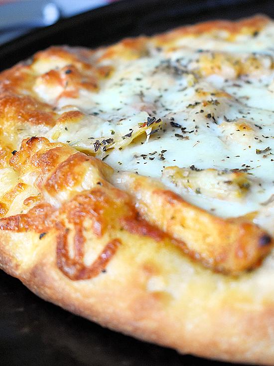 Pleasing Easy Chicken Piccata Pizza Download Free Architecture Designs Rallybritishbridgeorg