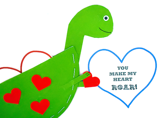 picture regarding Dinosaur Template Printable referred to as Dinosaur Valentine Playing cards Our Baby Variables