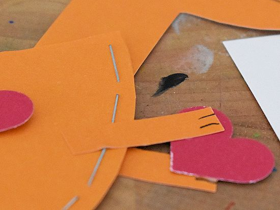 Dinosaur Valentine Cards | Our Kid Things