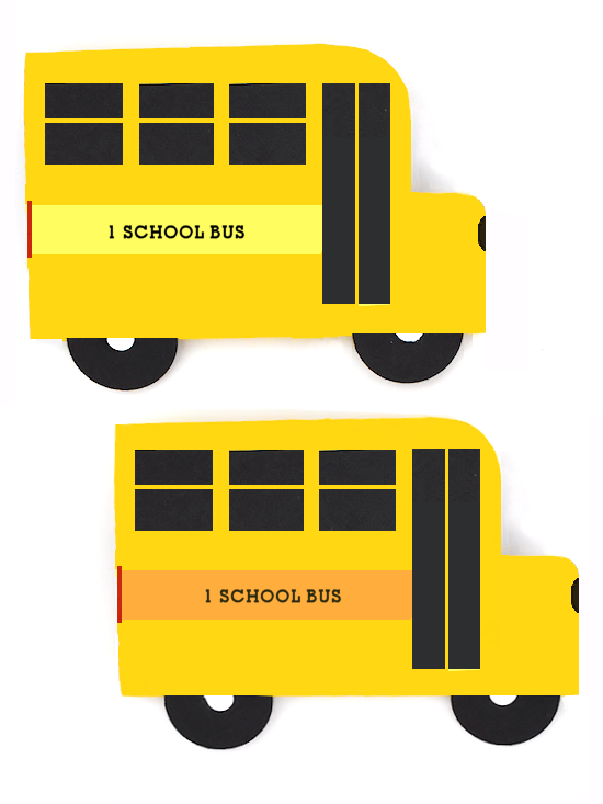 image about Bus Printable referred to as Cardboard Roll University Bus Craft Our Baby Factors