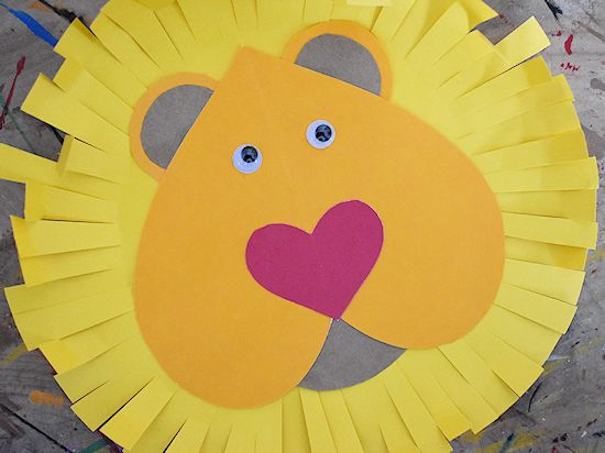 Heart Lion Craft